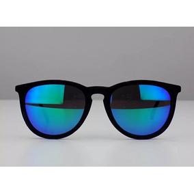 f3749d24938dd Óculos De Marca Famosa Armação De Veludo Lente Espelhada · R  39 95
