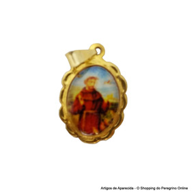 250 Medalhas De Alumínio De São Francisco De Assis