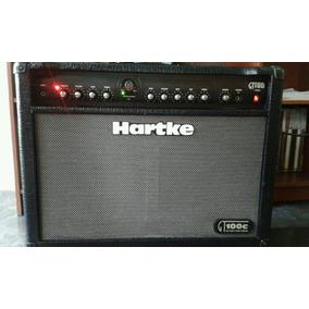 Amplificador De Guitarra Hartke Gt100 2x12 100w