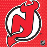 Amscan Nhl Hockey Sports New Jersey Devils Party Luncheon Se