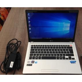 Ultrabook Lg Z430 Intel® Core I7-2637m, 320gb,