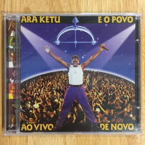 cd araketu ao vivo 2005