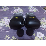 Luva De Boxe Muay Thai Everlast Pro Style Elite 12oz
