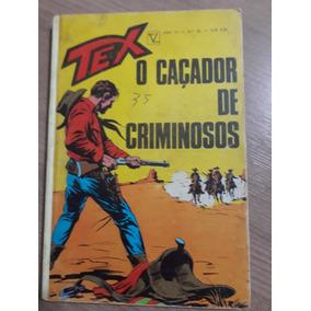 Tex Nº 32 - O Caçador De Criminosos 1ª Edição.