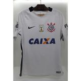 f40a64c1c4 Camisa Do Corinthians 2016 Patch Campeao no Mercado Livre Brasil