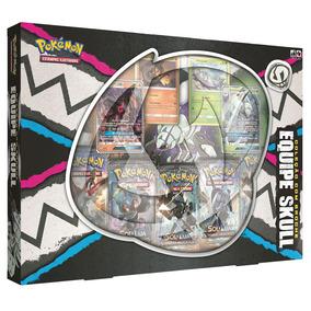 Jogo Pokémon - Box Equipe Skull - Copag