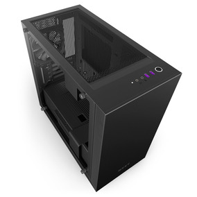 Caja Micro Atx Nzxt H400i Negro