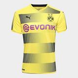 e09793bca Camisa Do Borussia Dortmund 2018 - Futebol no Mercado Livre Brasil