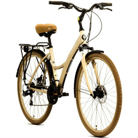 Bicicleta Tito Urban Premium Id Disc Unissex 700c Champa T18
