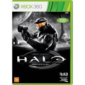 Halo - Combat Evolved Anniversary - Xbox 360 Mídia Física
