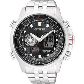 Magnífico Relógio Citizen Promaster Eco-drive Jz1060-76e Top