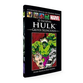 Salvat - Marvel Graphic Novels - N. 11 - Hulk Gritos Silen.