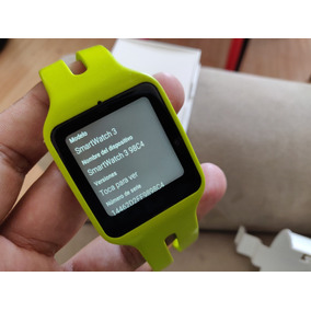 Remato Sony Smartwatch 3 Swr50 Verde Android Wear Gps Ip68