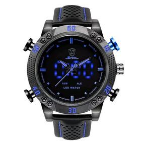 Relógio Masculino Esportivo Shark