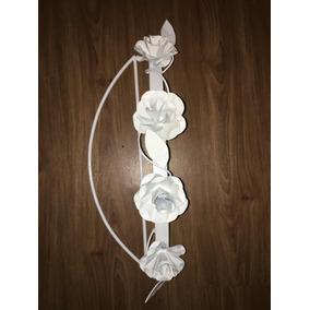 Dossel Rosas Brancas