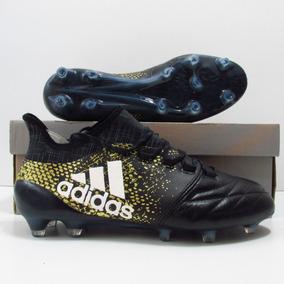 Chuteira Adidas Couro Canguru - Chuteiras Adidas de Campo para ... 335c9e5547481
