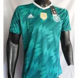 Camiseta Alemania Mundial Rusia 2018 Away adidas