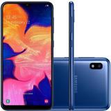 Celular Samsung A10 Azul 32gb 6.2