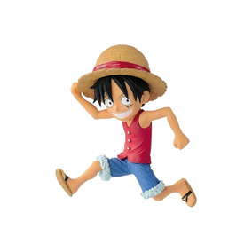 Action Figure One Piece - Monkey D Luffy