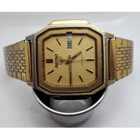ae0d40c0785b6 Relogio Seiko Automatico Com Pulseira De Couro - Relógios no Mercado ...