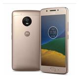 Smartphone Motorola Motog5 16gb De Memória Cor Gold