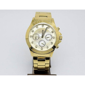 680c665c7c7 Relógio Feminino Victor Hugo Vh10062lss 04 Borracha Preto. Paraná · Relógio  Victor Hugo Vh10155 54m Dourado. R  1.412