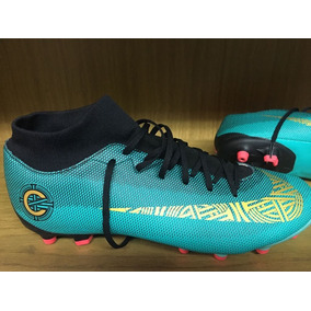 d5fcbdaf5 Botines Nike Mercurial Superfly Cr7 - Botines Nike en Mercado Libre ...