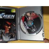 X-box Clasico X-men Legends Buen Estado