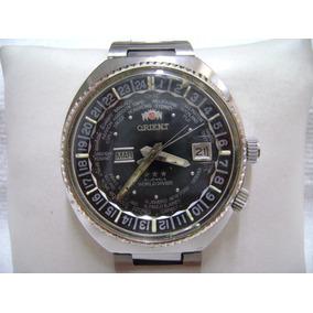 Reloj Orient World Diver Automatico Vintage