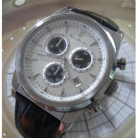 3919b4668c0 Relogio Jean Vernier Quartz - Relógios no Mercado Livre Brasil
