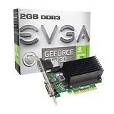 Evga Geforce Gt 730 Graphic Card - 902 Mhz Core - 2 Gb Ddr3