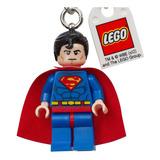 Lego Chaveiro Super Heroes - Super Homem