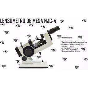 Lensometro De Mesa Y Pila (aa) Njc-4