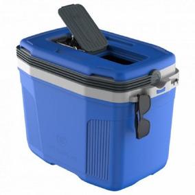 Caixa Termica Cooler Termolar 32 Litros Suv Azul