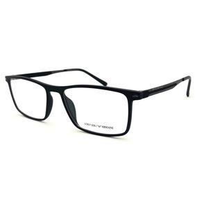 Armacao Oculos Acetato Armacoes Armani - Óculos no Mercado Livre Brasil 88ed64b7f8