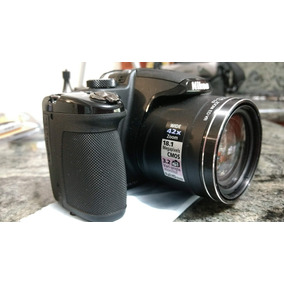 Camara Nikon Coolpix P520 Gps Nikkor 42x Zoom 18.1megapixels
