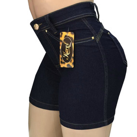 Kit 3 Shorts Feminino Barato ( Meia Coxa)
