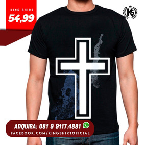 T Shirt Zara Cruzada - Calçados, Roupas e Bolsas no Mercado Livre Brasil df3a267ddb8