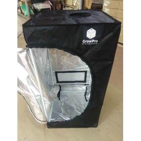 Estufa Cultivo Indoor Black Box50 50x50x100cm Mylar Diamond
