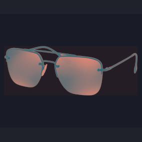 e5d6b80fab897 Oculos Masculino - Óculos De Sol Prada Sem lente polarizada no ...