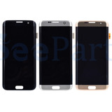 Tela Frontal Display Lcd Touch S7 Edge Sm-g935 Original