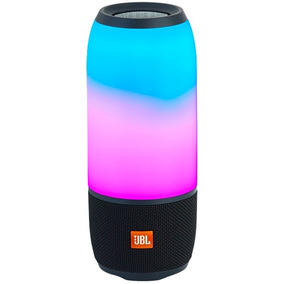 Corneta Speaker Jbl Pulse 3 Flash Light Bluetooth Portátil