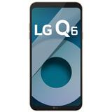 Smartphone Lg Q6 32gb Dual Chip 4g 5,5 Lgm700tv Rosé Gold
