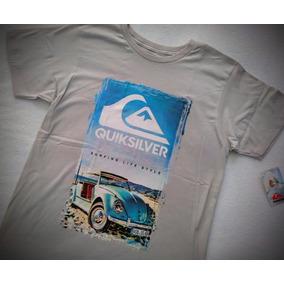 Playeras Quicksilver Volcom Billabong Rip Curl Oneill Vans