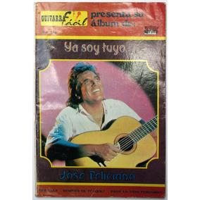 Guitarra Fácil # 145 José Feliciano Cancionero