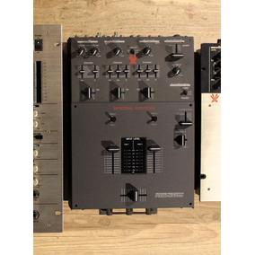 Mixer Vestax Pmc 07 / Com Crossfader Focus P/ Colecionadores