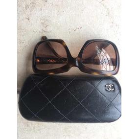 Oculos De Sol Chanel Original Usado - Óculos, Usado no Mercado Livre ... dd069cb778