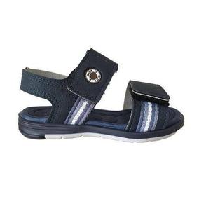 Sandalia Infantil Kidy Equilibrio Marinho/azul 2450