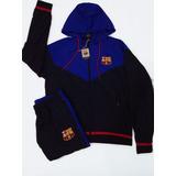 8669eb92856f5 Agasalho Abrigo Conjunto Nike Barcelona - Futebol no Mercado Livre ...