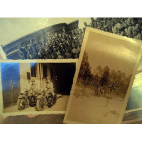 Lote Com Aprox. 80 Fotos Da Feb - 2 Guerra Mundial - Fernão